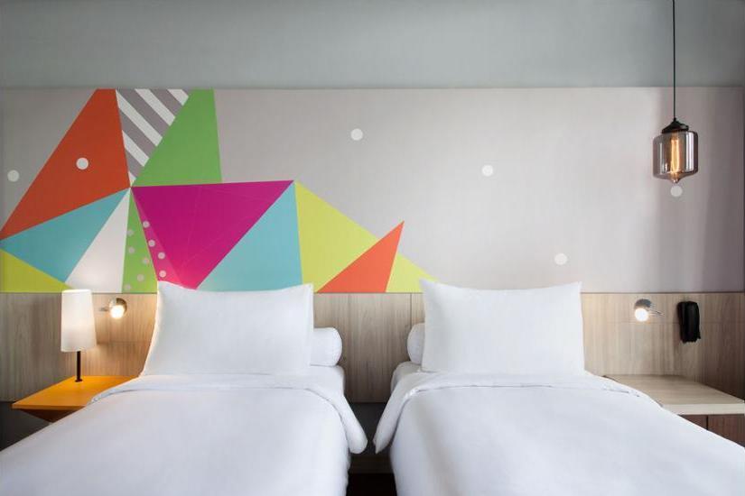Ibis Styles Sunter Jakarta - Kamar Superior, balkon Regular Plan