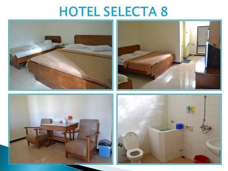 Hotel Selecta Malang - Guestroom