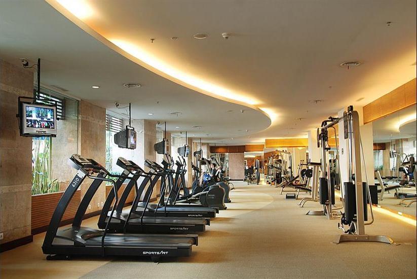 Novotel Mangga Dua Square Jakarta - Gym
