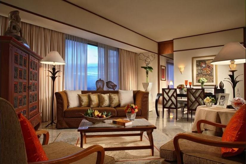 Ascott Jakarta - Living Area