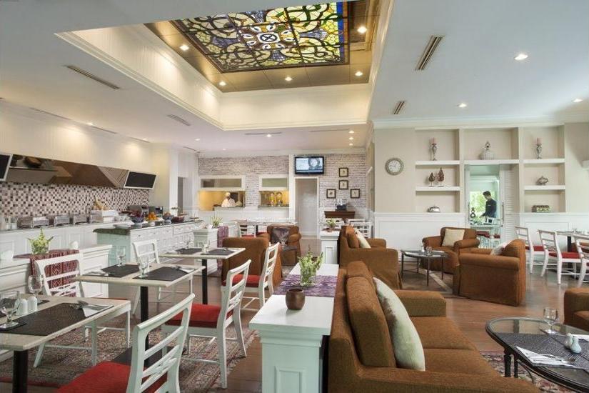Ascott Jakarta - Restaurant