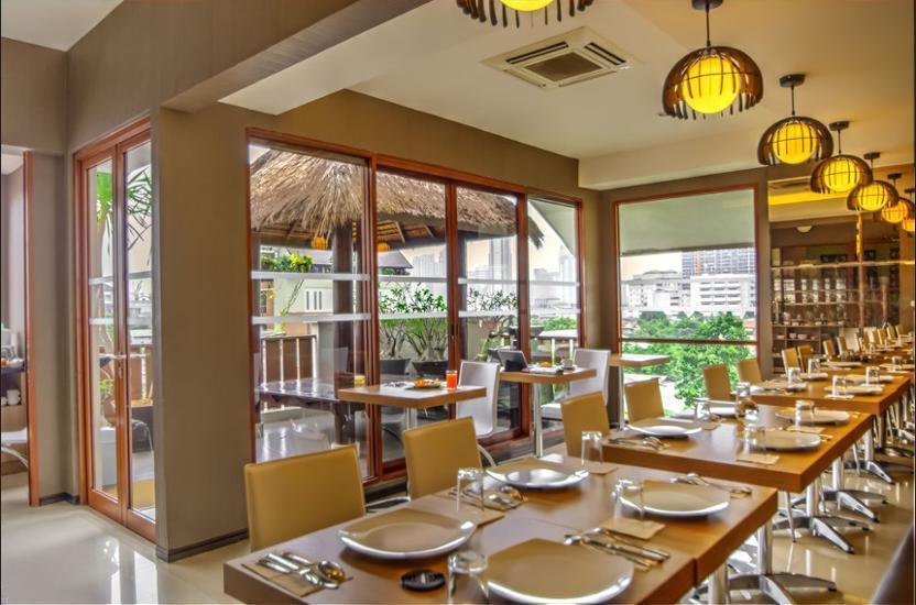 Rasuna Mansion Jakarta - Breakfast Area