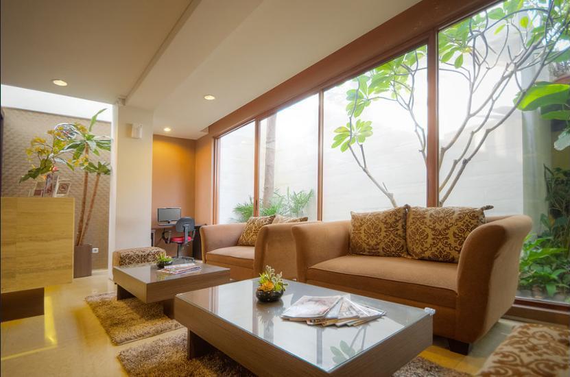 Rasuna Mansion Jakarta - Lobby Sitting Area