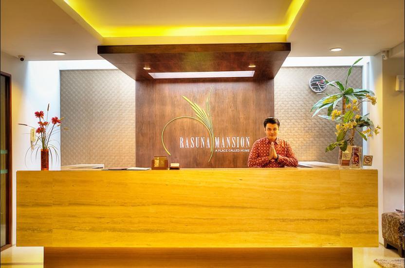 Rasuna Mansion Jakarta - Reception