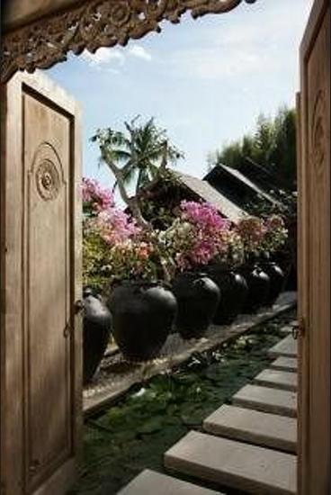 OAZIA Spa Villas Bali - Property Grounds