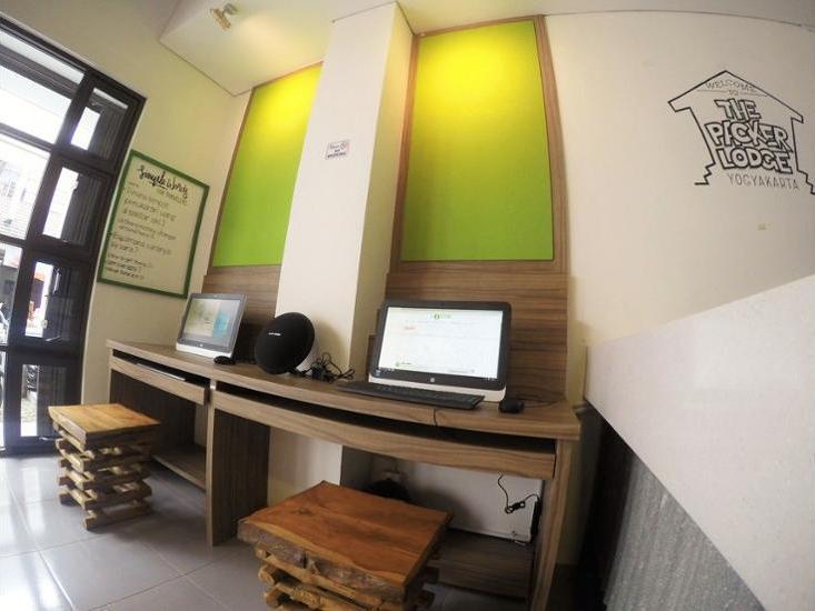 The Packer Lodge Yogyakarta - Hostel Yogyakarta - Property Amenity