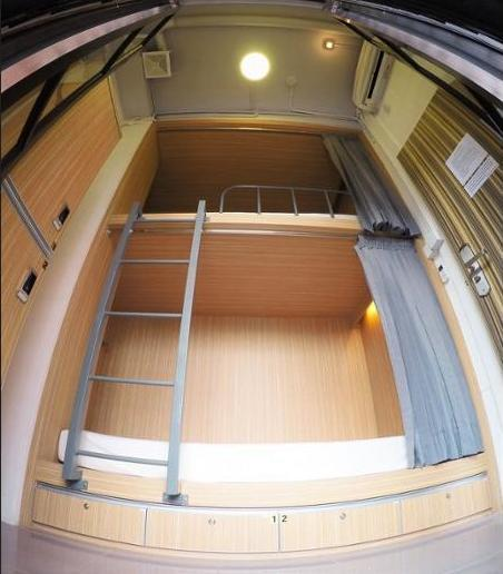 The Packer Lodge Yogyakarta - Hostel Yogyakarta - Kamar Twin, tanpa jendela Hemat 20%