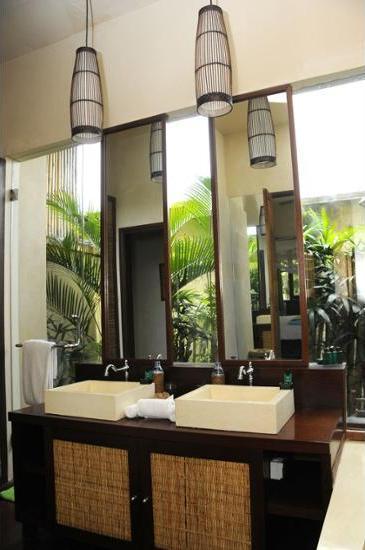 Villa Waringin Bali - Bathroom Sink