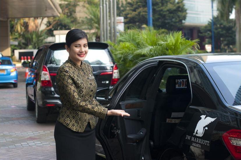 JW Marriott Jakarta - Meeting Facility