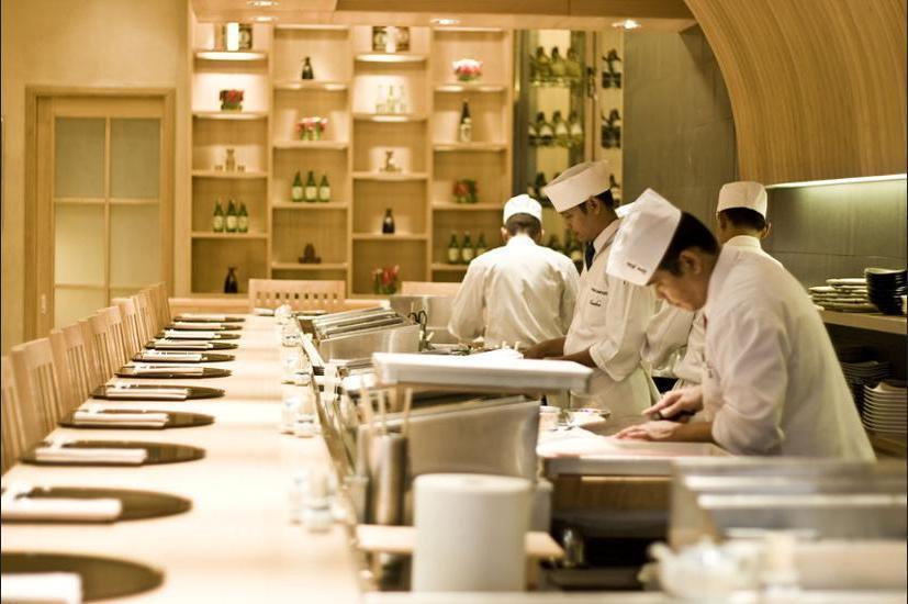 JW Marriott Jakarta - Dining