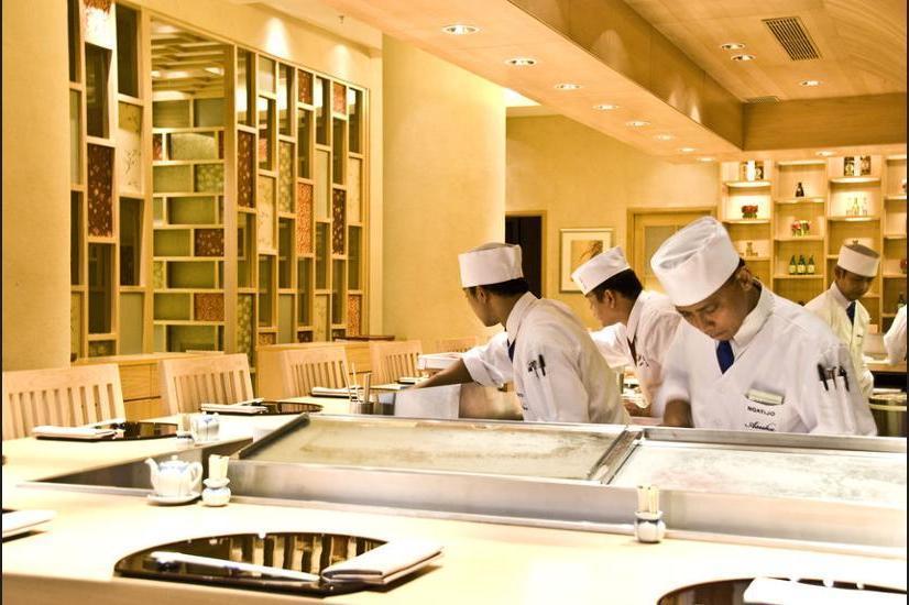 JW Marriott Jakarta - Restaurant