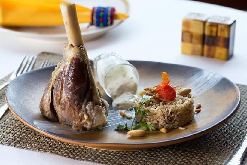 Le Meridien Jakarta - Restaurant