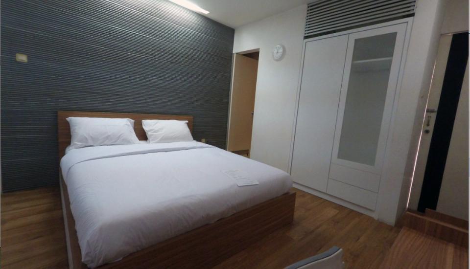 FLAT06 minimalist residence Jakarta - Kamar Standard