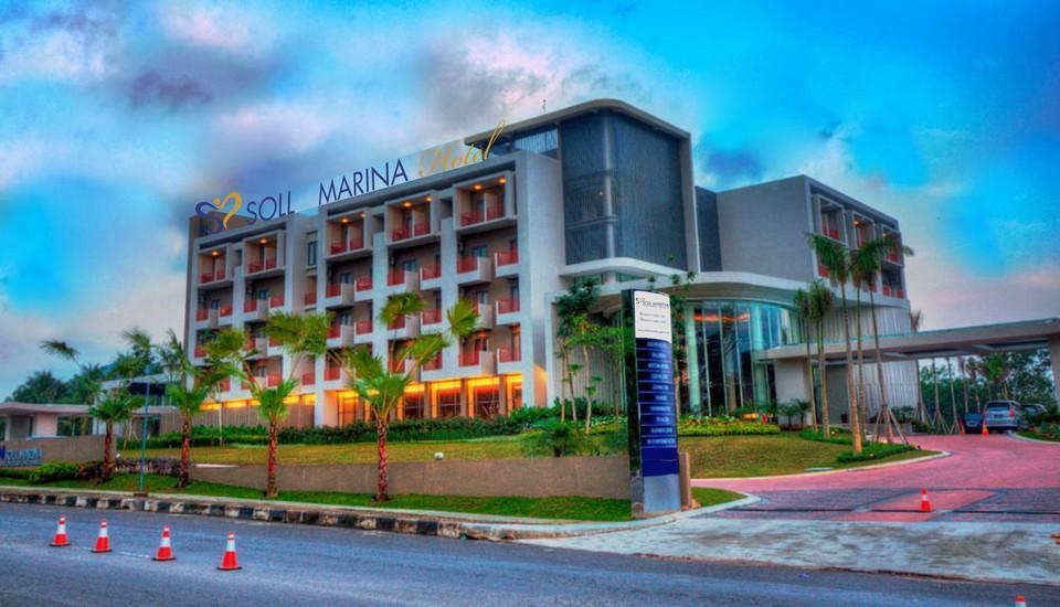 Soll Marina Hotel Bangka - Hotel Exterior