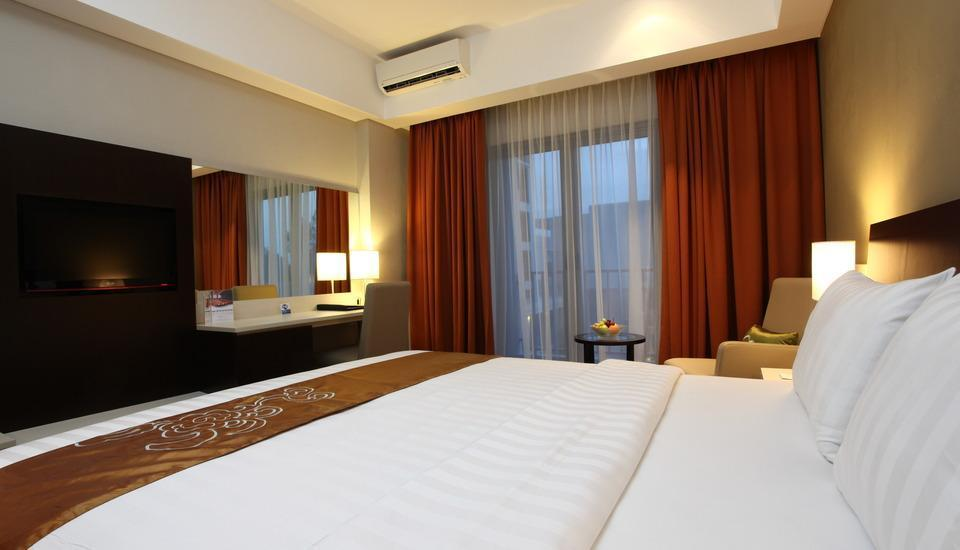 Soll Marina Hotel Bangka - Deluxe Room Double Bed Regular Plan