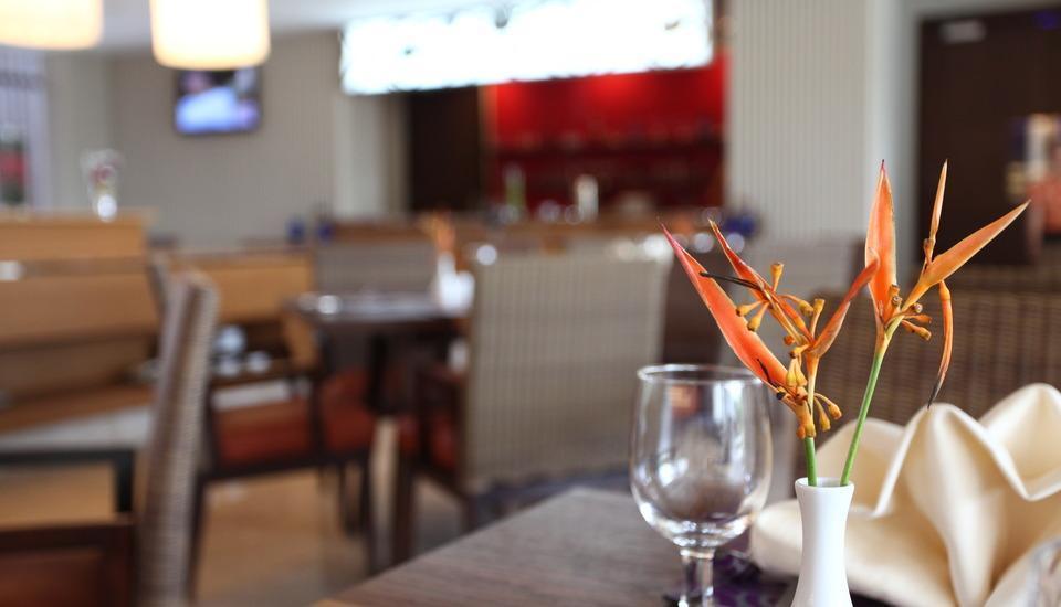 Soll Marina Hotel Bangka - Restaurant