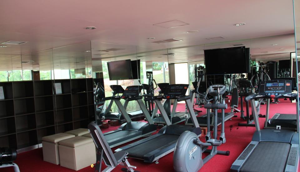 Soll Marina Hotel Bangka - Fitnes Center