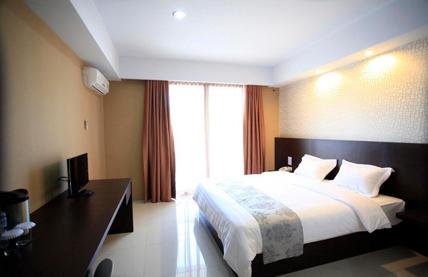 Mutiara Balige Hotel Pematangsiantar - Kamar Deluxe