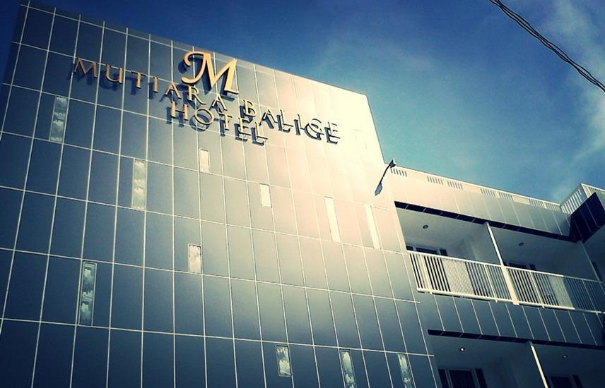 Mutiara Balige Hotel Pematangsiantar - Eksterior