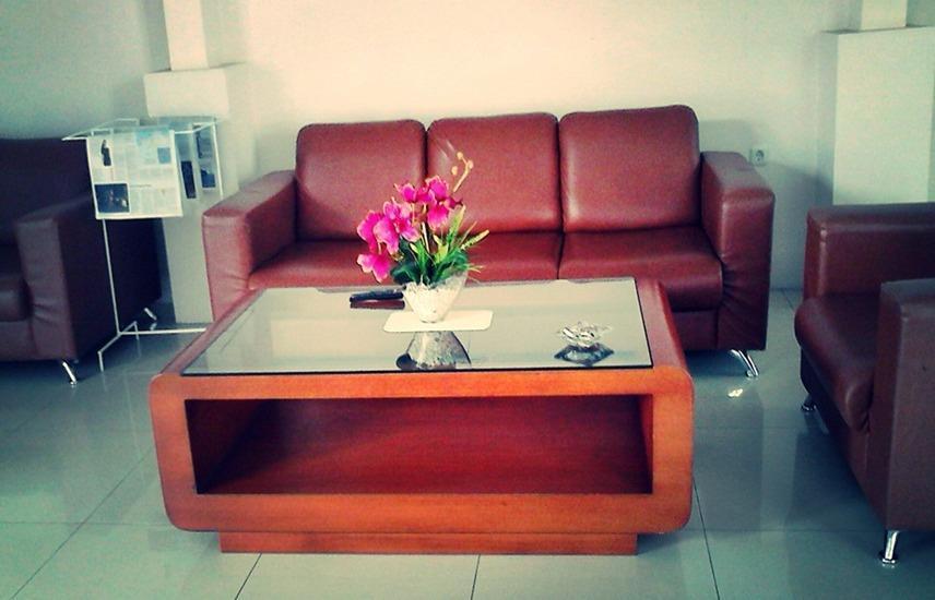 Mutiara Balige Hotel Pematangsiantar - Ruang tamu