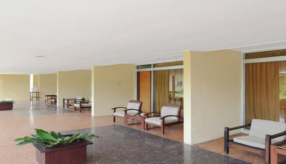 Sriwedari Hotel Yogyakarta - Teras