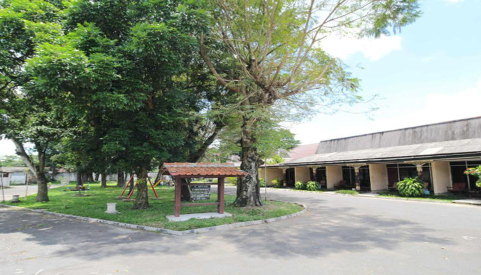 Sriwedari Hotel Yogyakarta - View