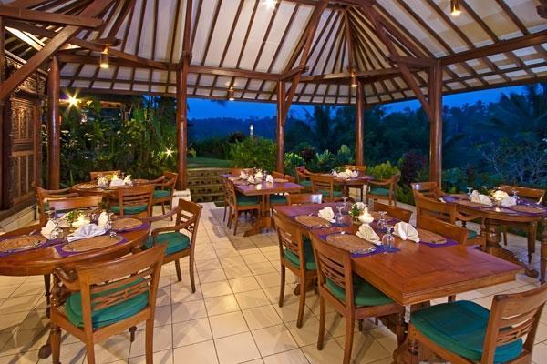 Alam Sari Keliki Ubud - Restaurnt