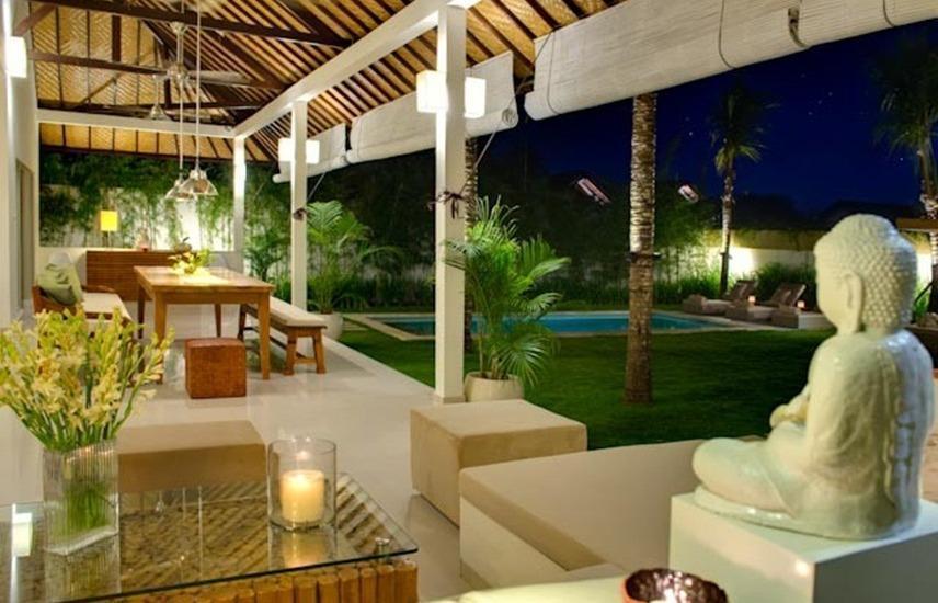 Samana Villas Bali - pemandangan