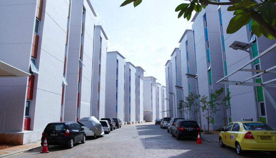 Aerofans Inn Tangerang - area parkir