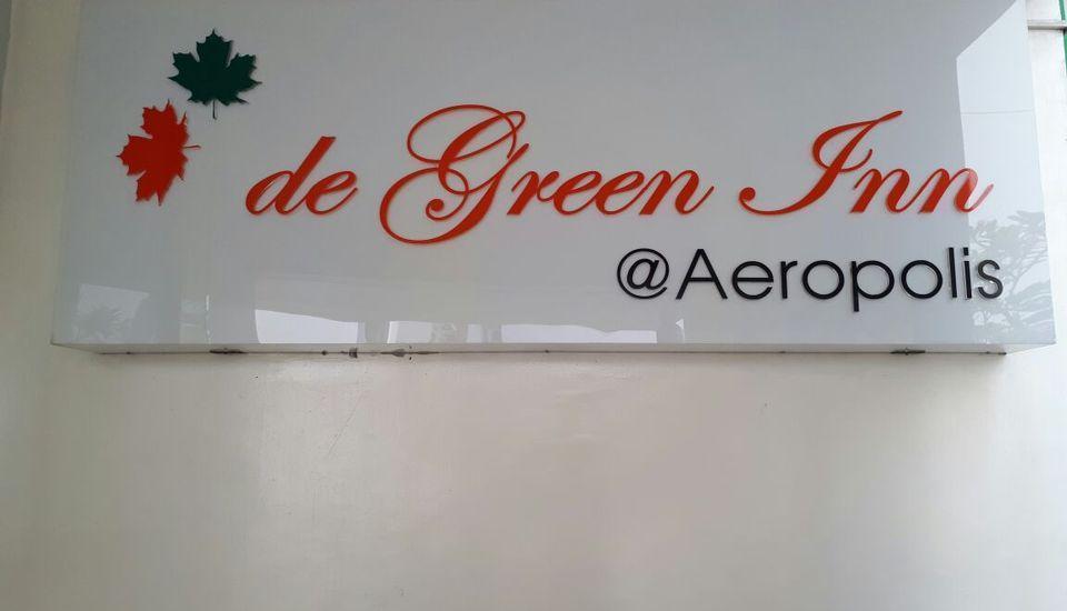 De Green Inn @aeropolis Tangerang - Nama Hotel