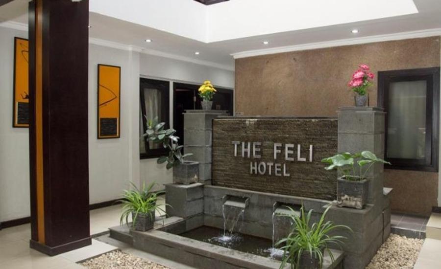 The Feli Hotel Bandung - Interior
