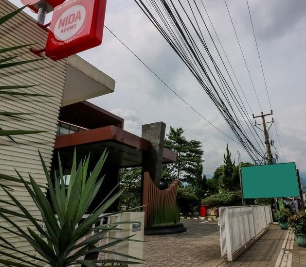 NIDA Rooms Puncak Cipayung - Pemandangan Area