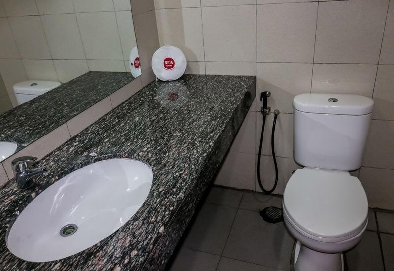 NIDA Rooms Puncak Cipayung - Kamar mandi