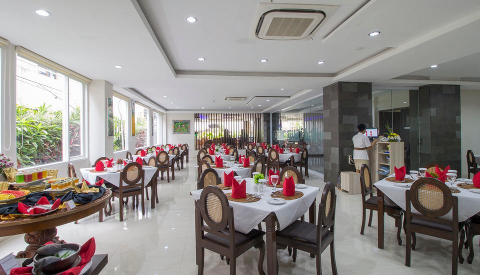 Grand Puri Saron Yogyakarta - Restoran