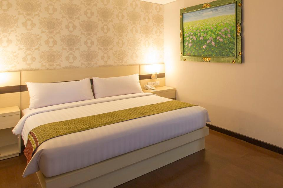 Grand Puri Saron Yogyakarta - Deluxe Double Room Daily Promotion