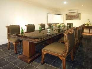 The Cangkringan Jogja Villas & Spa Yogyakarta - Ruang rapat