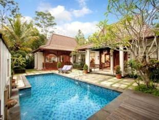 The Cangkringan Jogja Villas & Spa Yogyakarta - Kolam Renang