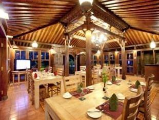 The Cangkringan Jogja Villas & Spa Yogyakarta - Restoran Sri Gading