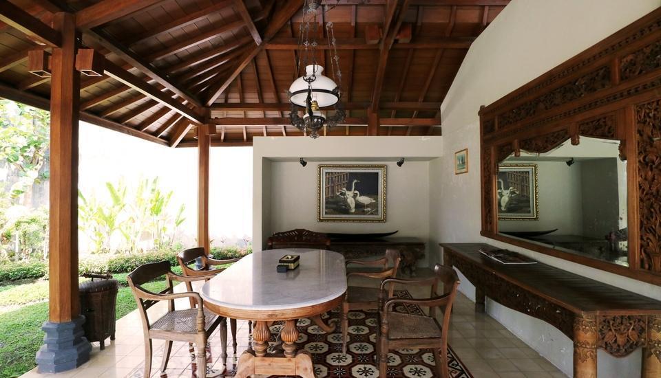 The Cangkringan Jogja Villas & Spa Yogyakarta - Lounge