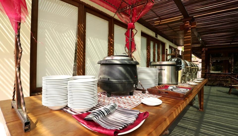 The Cangkringan Jogja Villas & Spa Yogyakarta - Restaurant
