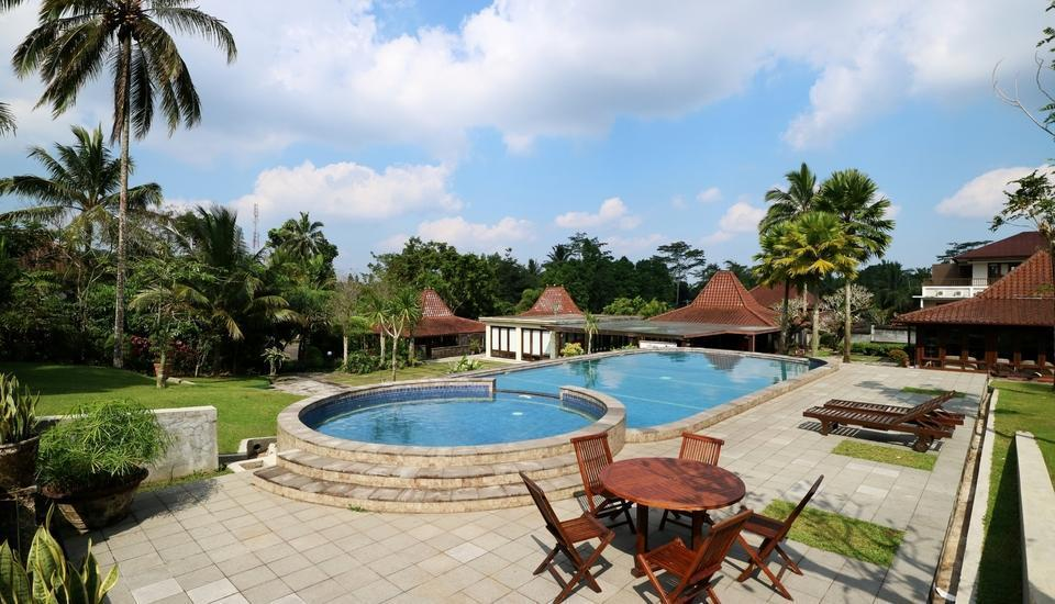 The Cangkringan Jogja Villas & Spa Yogyakarta - Pool