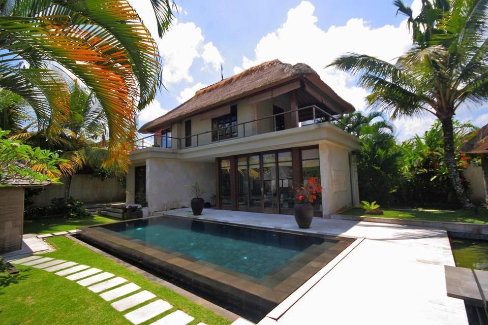 Sayang Estate Bali - Facade