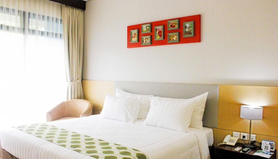 PP University Bogor - Deluxe Room Regular Plan