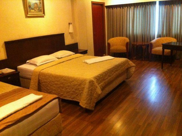 City Hotel Balikpapan - City Suite Room Regular Plan