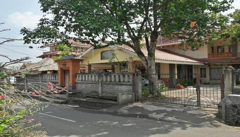 Arondari Hotel Sukabumi - Facade