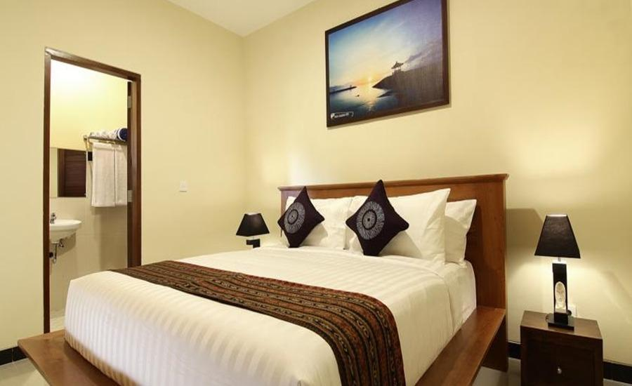 Ardha Chandra Villa Bali Bali - Kamar tidur