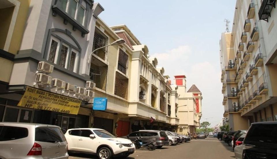 Hotel Syariah Mama Cengkareng @ Mutiara Palem Jakarta - Exterior