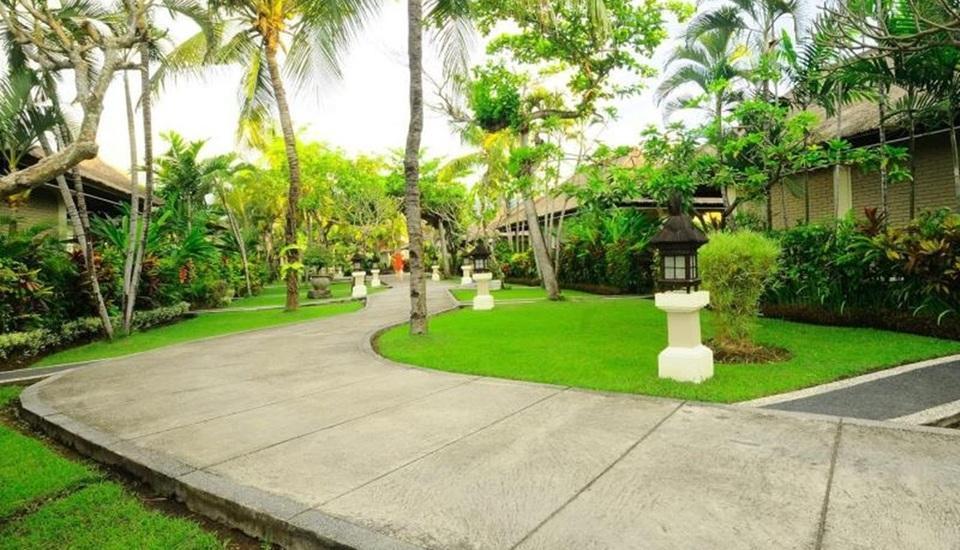 Aneka Lovina Villas & Spa Bali - Taman