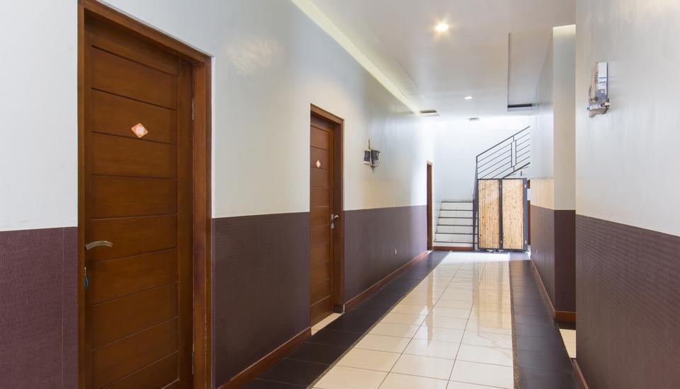 Hotel Absari Jogja - corridor 2