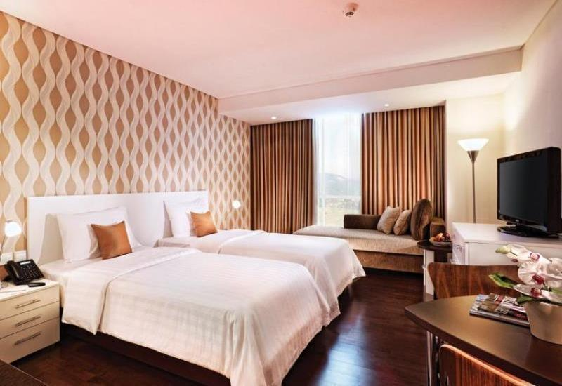 El Royale Hotel Bandung - Condotel Studio With Breakfast Regular Plan
